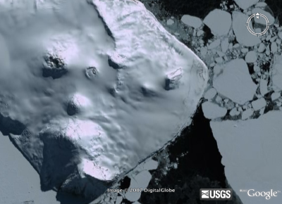 Where on (Google) Earth? #35